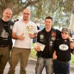 Premiazioni gruppi partecipanti